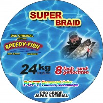 Super Braid 24kg, 0,26 500 m