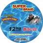 Super Braid 12kg, 0,14 100 m