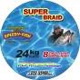 Super Braid 24kg, 0,26 100 m